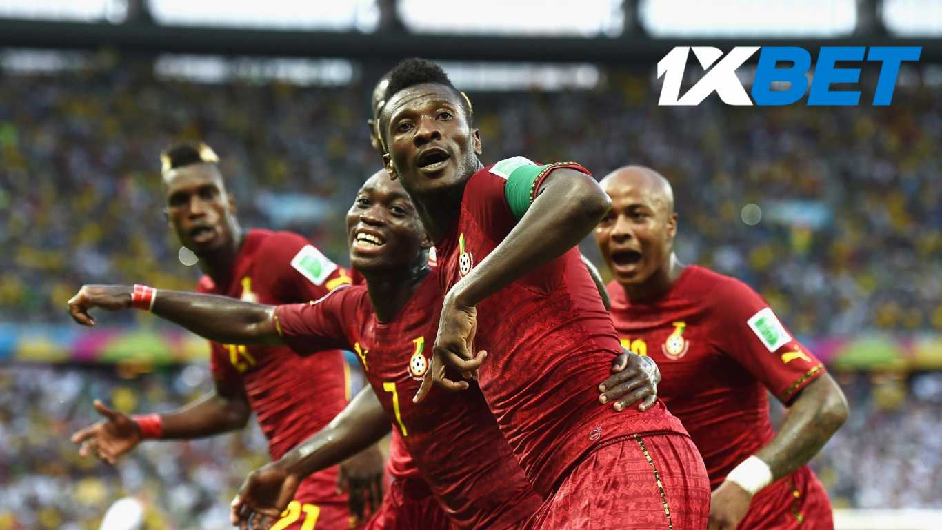 The variety of 1xBet promo code Ghana